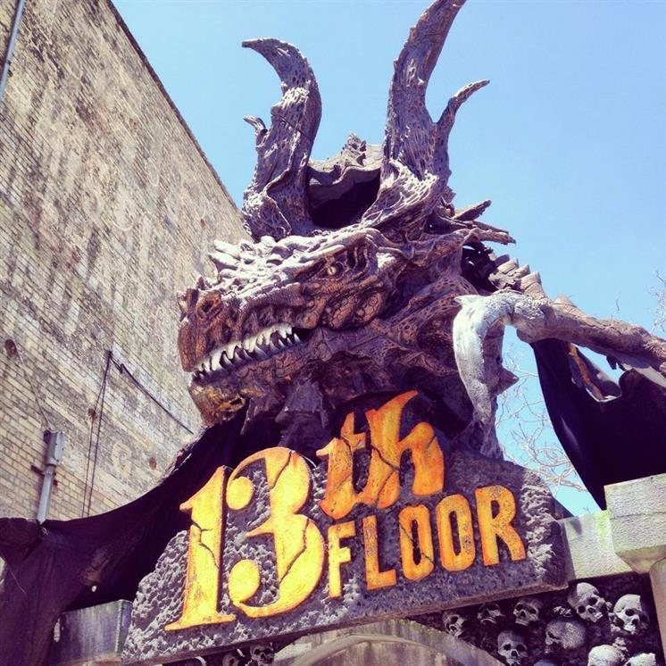 13th floor haunted house chicago melrose park il for 13th floor haunted house pa