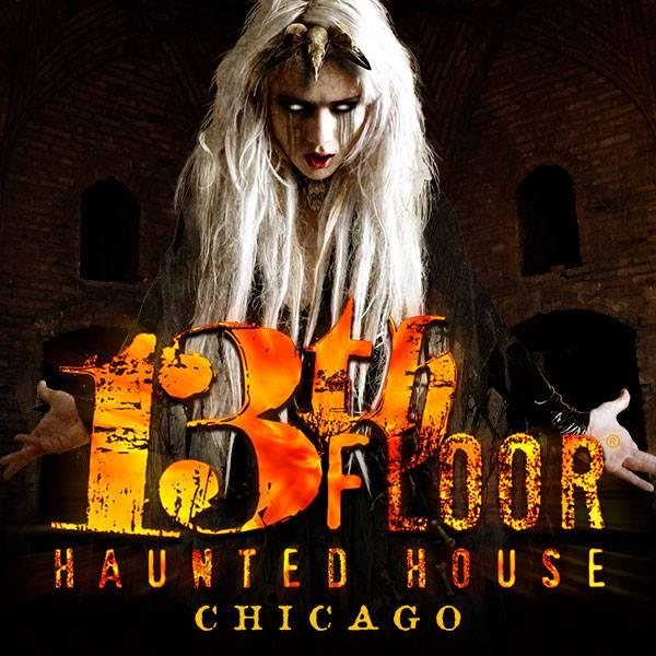 13th Floor Haunted House Chicago   Melrose Park, IL
