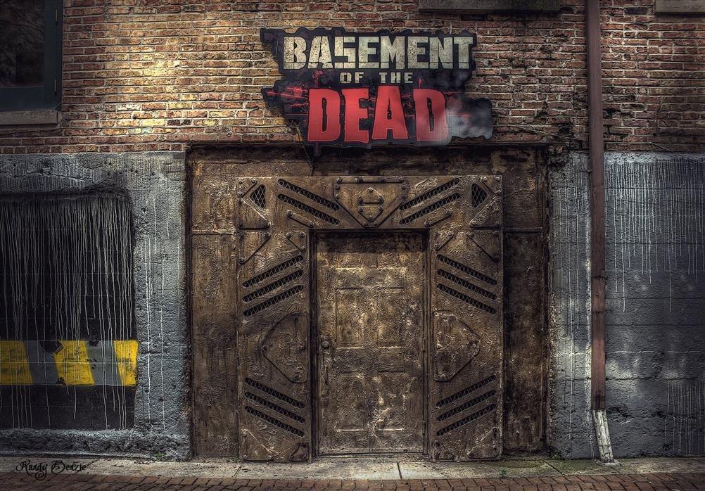 Basement of the Dead Legendary Escape Rooms - Aurora, IL