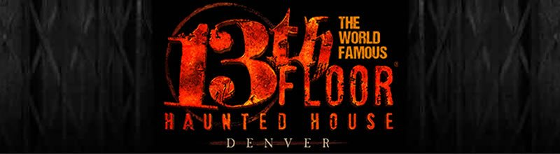 Haunted attractions in colorado for 13th floor denver colorado