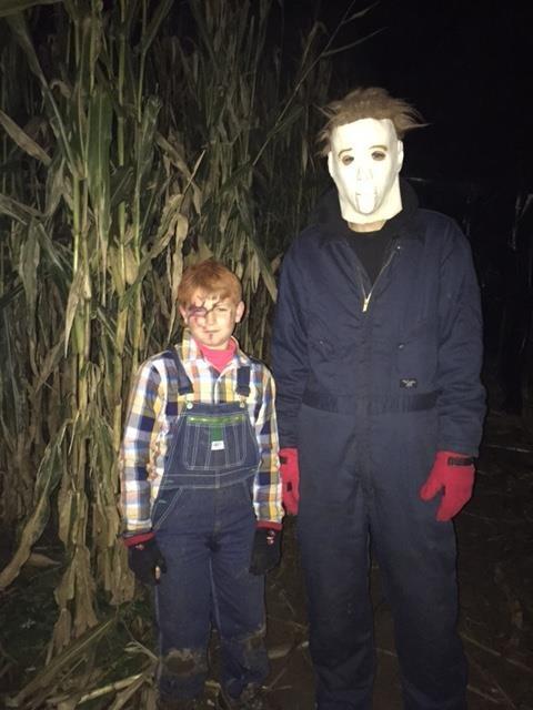 devine s corn maze pumpkin patch harrodsburg ky