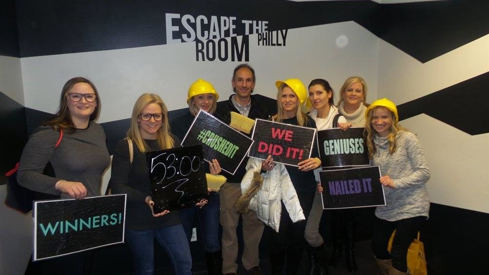 Escape The Room Philly Philadelphia Pa