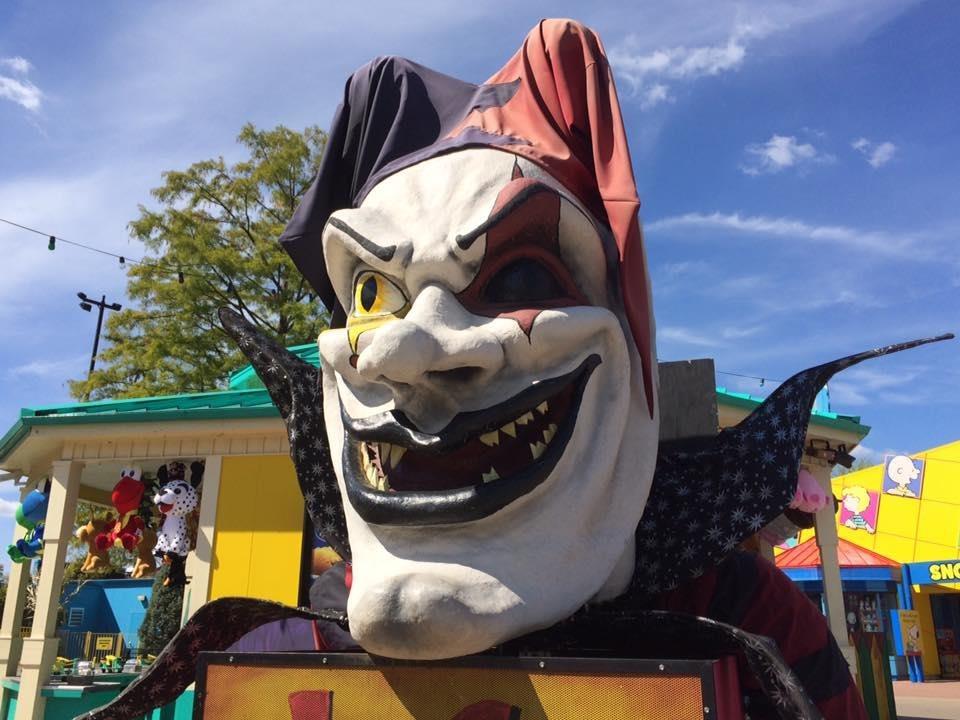 kings island halloween haunt 2017