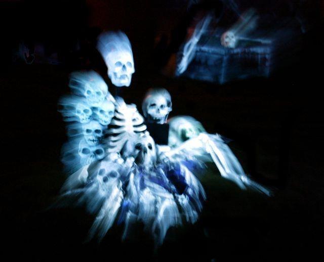Haunted Graveyard - Scottsdale, AZ