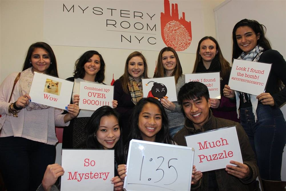 Mystery Room NYC - New York, NY