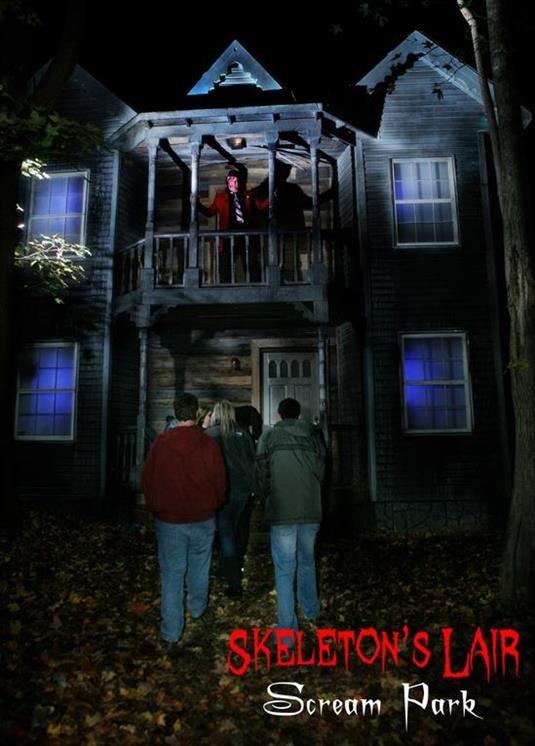 Terror Nights Escape Room