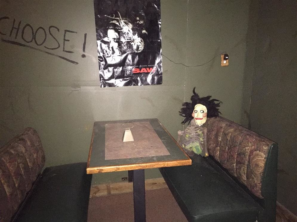 The Escape Room The Slaughterhouse
