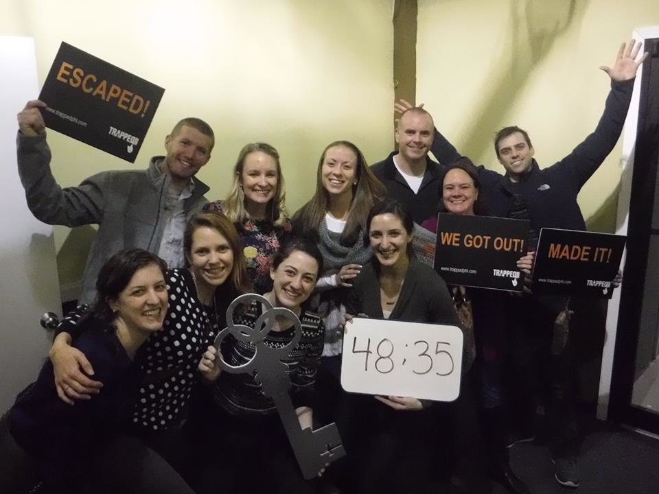 Trapped Philly Escape Room Philadelphia Pa