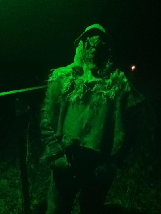 Wilke 39 s haunted weekends corn maze wausau wi for Michaels crafts wausau wi