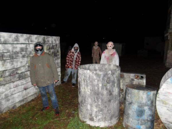 zombus zombie apocalypse paintball little suamico wi