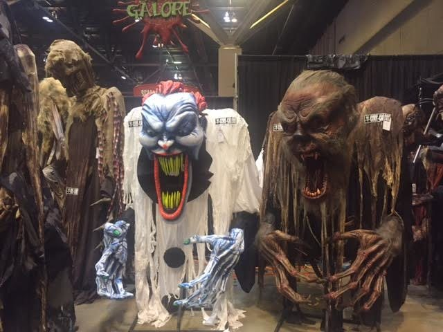 Ransworld 2020 - Halloween & Haunt Show TransWorld Halloween & Attractions Show   A Place to Stock up on