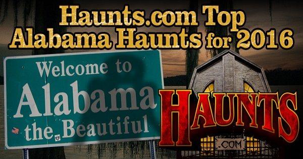 2016 top haunted houses attractions for alabama hauntscom - Halloween Attractions In Alabama