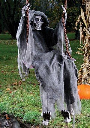 Swinging Reaper - HalloweenCostumes.com.