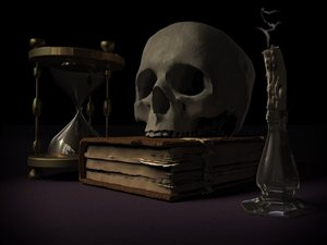 Photo by DasWortgewand, via Pixabay | https://pixabay.com/en/mortality-skull-and-crossbones-401222/