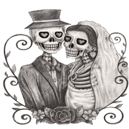 Haunted Wedding at The Warehouse